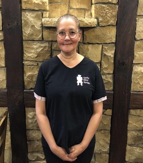 Milene Rohr, Service